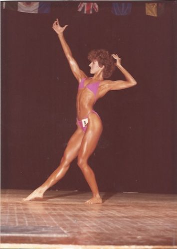 Jacki Zehner Body Building
